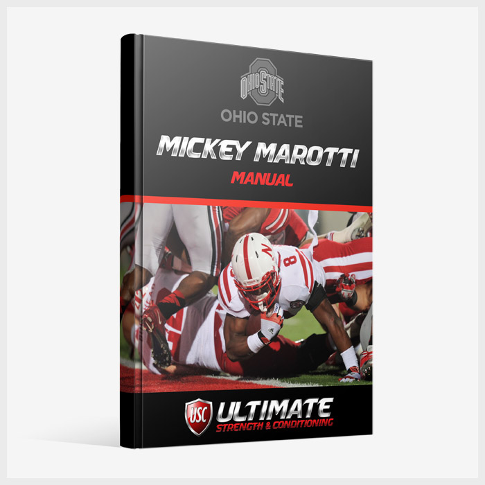 Ohio State Mickey Marotti Manual