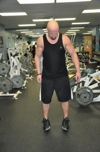 Ankle Strengthening Exercise