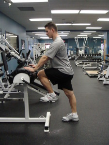 Ankle Strengthening Exercise