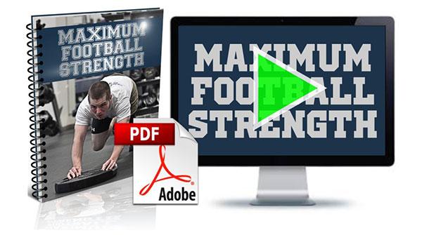 Maximum-Football-Strength